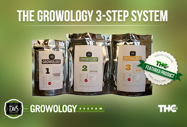 The Growology family of products enables your plants to grow stronger and to be better able to resist pests and diseases