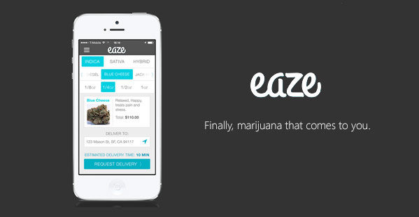 Eaze On-Demand MMJ Delivery