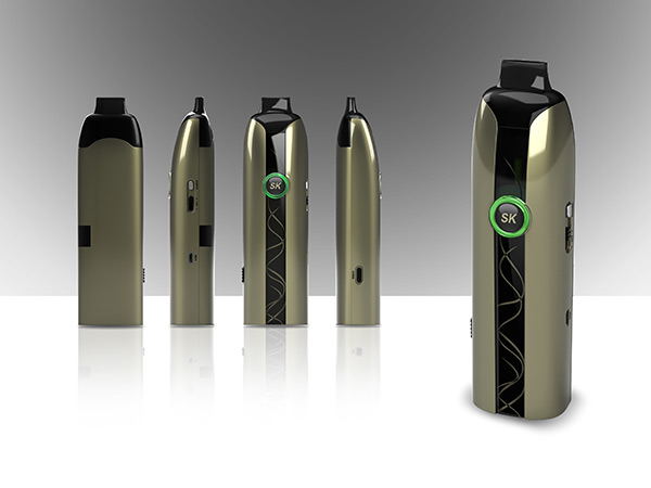 Unnamed RFMK Vaporizer Render