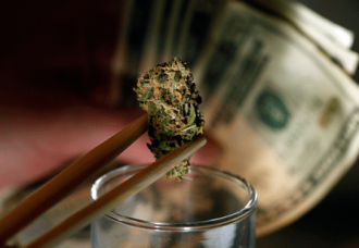 Not So Fast: Tax Revenue Estimates From Legal Marijuana May Not Materialize